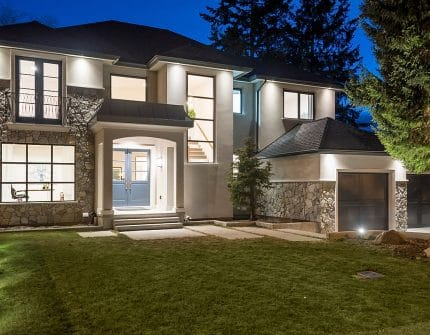 Custom home builder in surrey and white rock